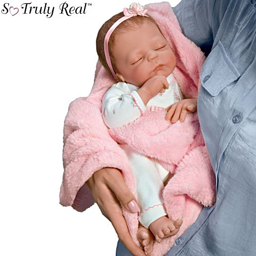 'Cuddle Caitlyn' Warming Feature So Truly Real® Baby Doll