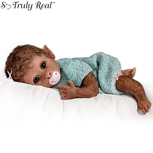 'Clementine Needs A Cuddle' Baby Monkey Doll