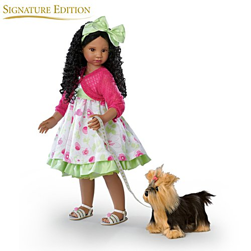 'Kayla's Sunday Stroll' So Truly Real® Child Doll