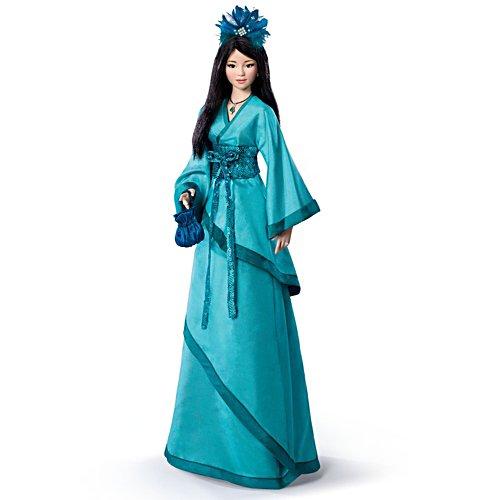 'Yeh-Shen' Cinderella Portrait Doll