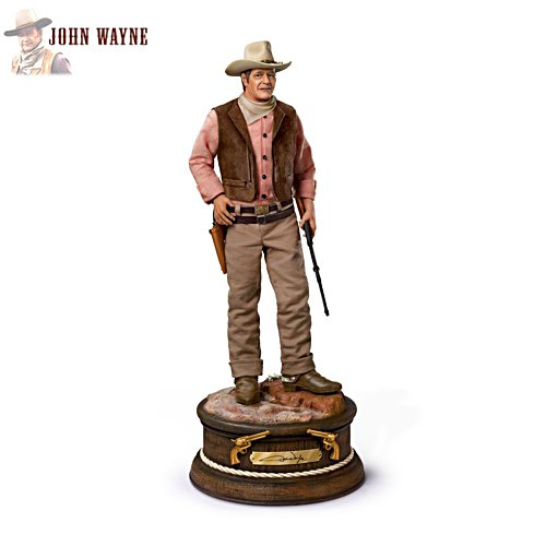 'John Wayne: Masterpiece Edition' Sculpture
