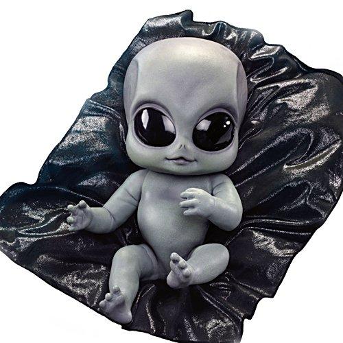'Greyson' Alien Roswell Grey Baby Doll