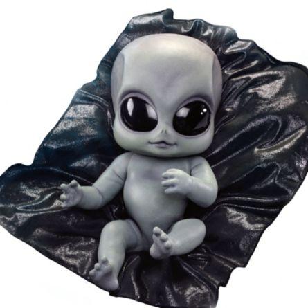 Greyson Alien Baby Doll