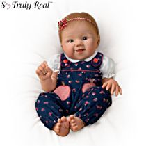 'Apple Dumpling' Poseable So Truly Real® Baby Doll