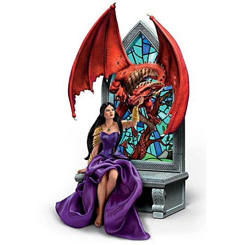 Esmeralda, Fürstin der Drachen – Fantasy-Puppe