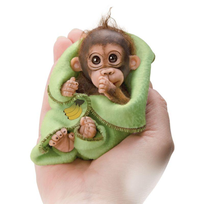 U0027Love You Bunchesu0027 Miniature Monkey Baby Doll