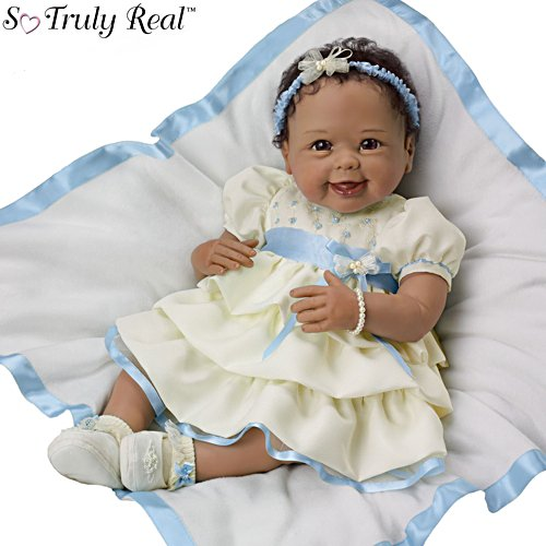 'Pretty In Pearls' 30th Anniversary So Truly Real® Baby Doll