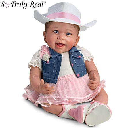 Kleines Cowgirl Carla