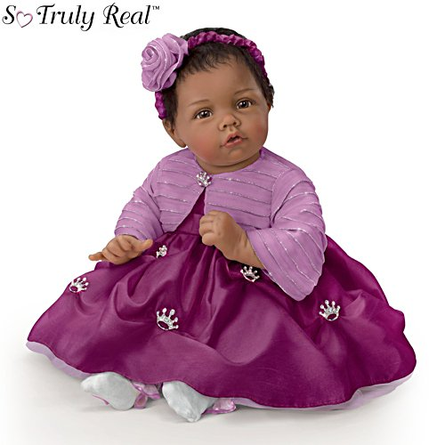 'Pretty As A Princess' So Truly Real® Baby Doll
