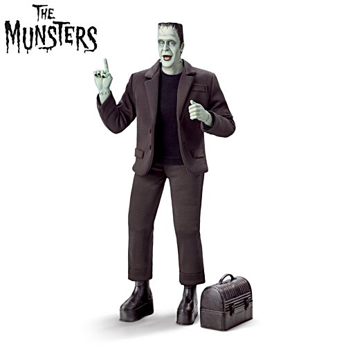 HERMAN MUNSTER® Figure Doll