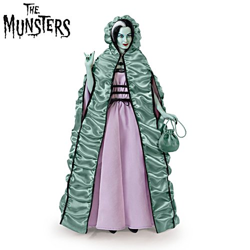 LILY MUNSTER® Figure Doll