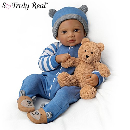 'Calvin And Teddy' So Truly Real® Baby Doll