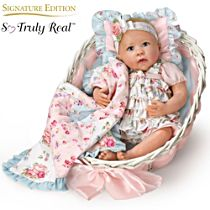 'Gabby Rose' So Truly Real® Signature Edition Baby Doll