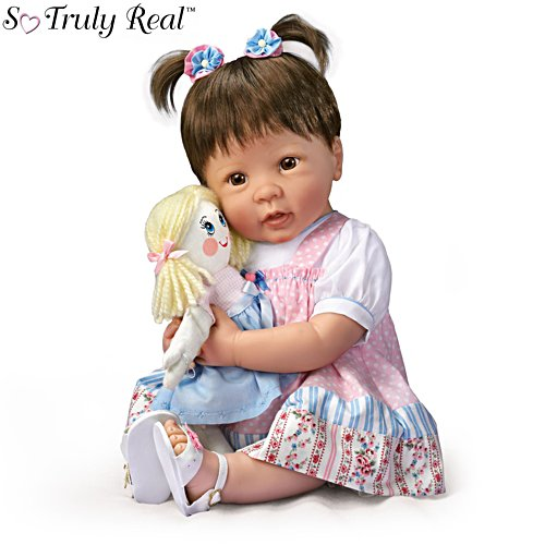 Linda Murray 'Molly And Rags' Pull String Baby Doll