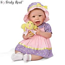 'Abigail' So Truly Real® Baby Girl Doll