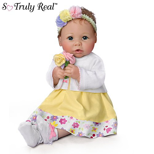 'Every Day Is Mother's Day' So Truly Real® Baby Doll