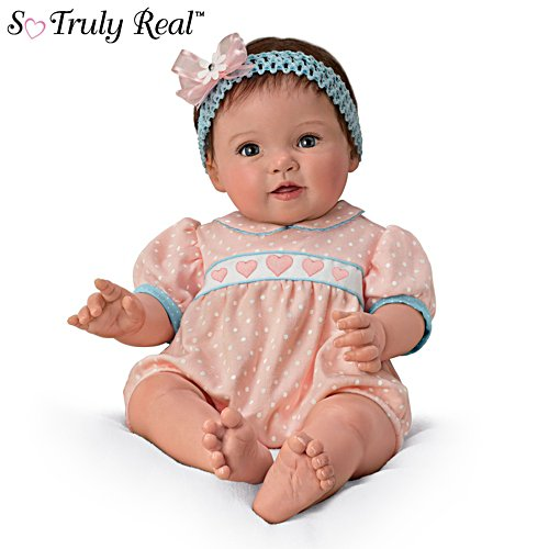 'Littlest Sweetheart' So Truly Real® Baby Doll