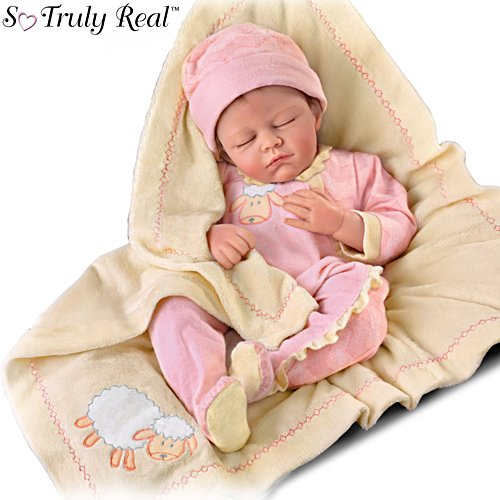 'Counting Sheep' So Truly Real® Baby Doll