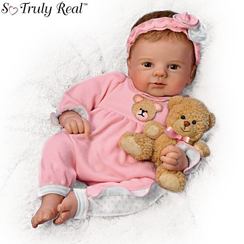 'Un-bear-ably Cute!' So Truly Real® Baby Doll