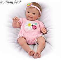 'Smile Awhile, Skyler' So Truly Real® Baby Girl Doll