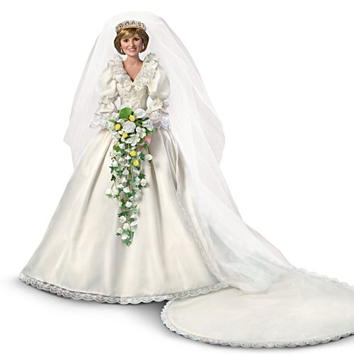'Princess Diana' 35th Anniversary Bride Doll