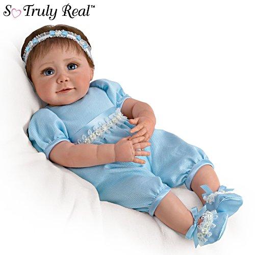 Deine Augen leuchten, Romy – Babypuppe