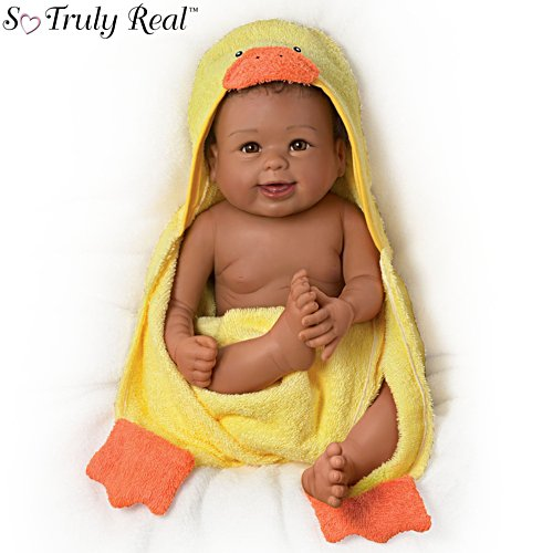 Heut' ist Badetag, Lola – Babypuppe
