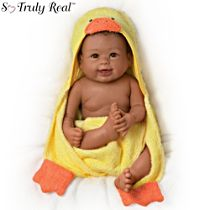 'Rub-A-Dub-Dub, Layla' So Truly Real® Baby Girl Doll