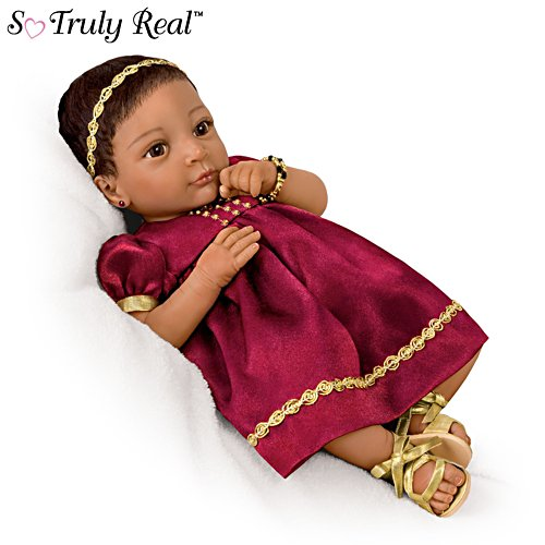 Ina Volprich 'Mira's Family Celebration' Indian Baby Doll