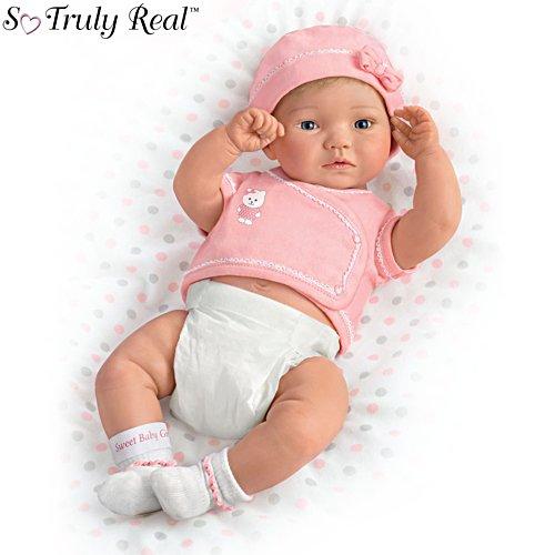 Nicola, ein Baby zum Verlieben – Babypuppe
