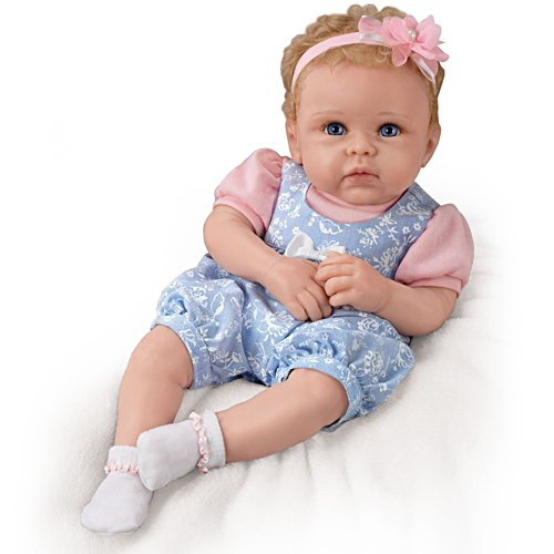 Zarte Livia - Babypuppe