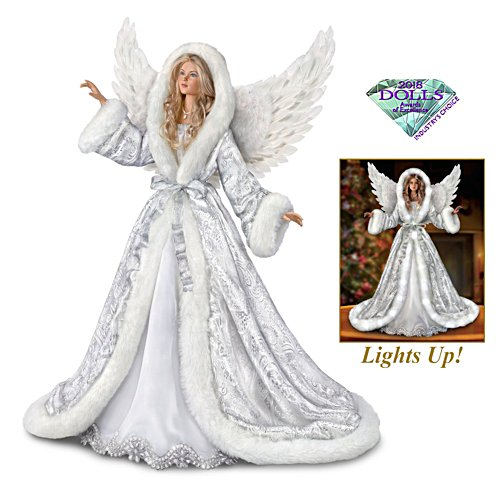 'Silent Night' Angel Portrait Doll