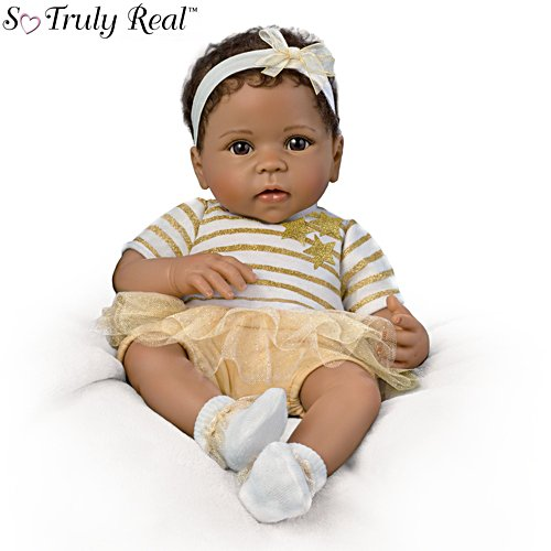 'A Star Is Born' So Truly Real® Weighted Baby Girl Doll