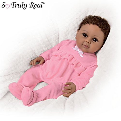 'Kayla The Comfort' So Truly Real® Poseable Weighted Girl Doll