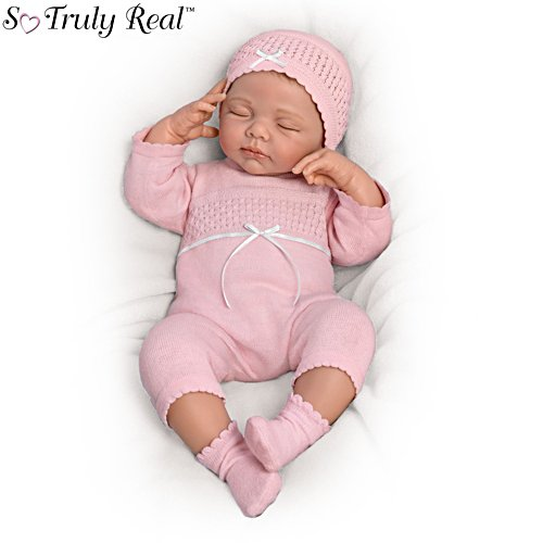 Beautiful Dreamer' Breathing Baby Doll
