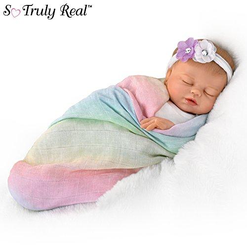Beckie im Land der Träume – Reborn-Babypuppe
