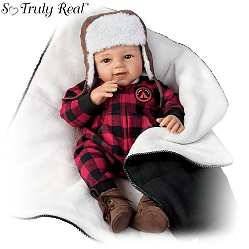 'Happy Camper' So Truly Real® Baby Boy Doll