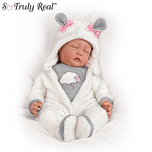 'Miley' So Truly Real® Poseable Baby Doll