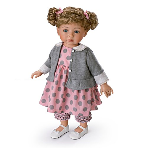 'Picture Perfect, Avery' Hold That Pose!® Baby Girl Doll