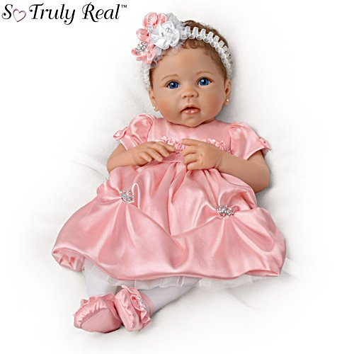 'Pretty As A Princess' So Truly Real® Baby Girl Doll