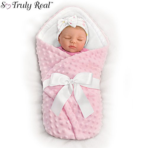 My Little Dreamer' So Truly Real® Baby Girl Doll