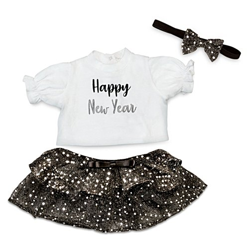 'Ringing In The New Year' Baby Doll Accessory Set