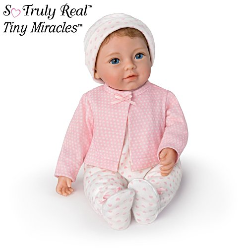 'Little Ellie' Tiny Miracles™ So Truly Real® Baby Doll