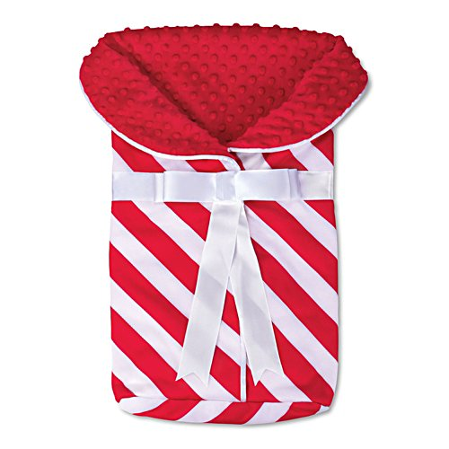 Candy Cane Bunting' Baby Doll Accessory