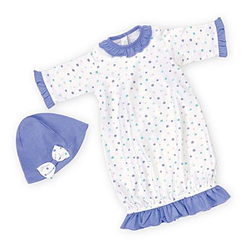Süße Träume – Puppen-Nachthemd