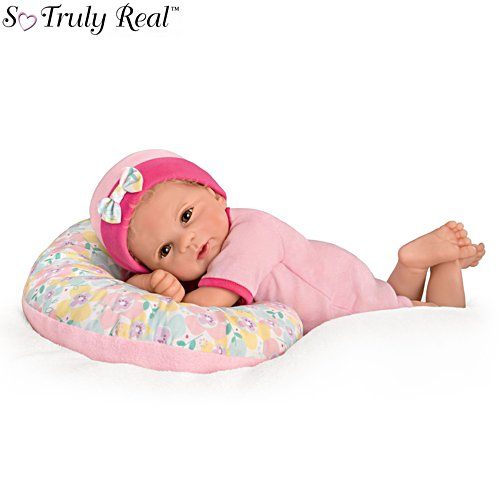 Cuddle Cutie' So Truly Real® Baby Girl Doll