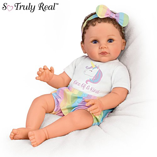 'One Of A Kind Katherine' So Truly Real® Baby Doll