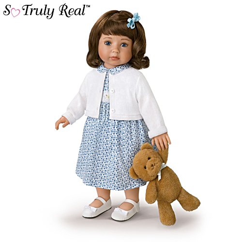 'Madison And Teddy' Hold That Pose! Girl Doll