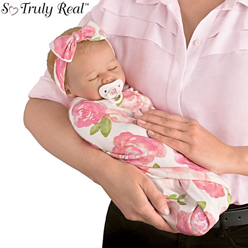 'Rosie' So Truly Real® Baby Girl Doll