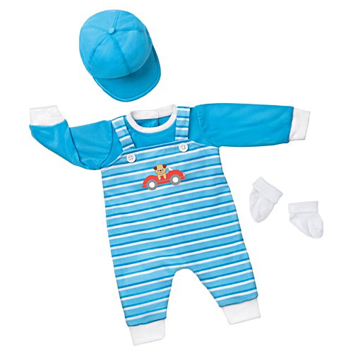 'Playful Pup' Outfit For Baby Boy Dolls